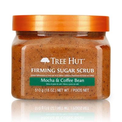 Tree Hut Sugar Scrub Mocha & Coffee Bean, 18 oz