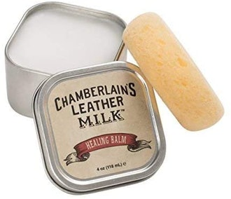 Chamberlain's Leather Milk Healing Balm