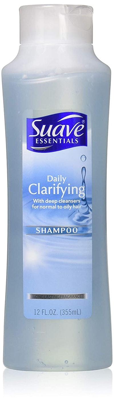 Suave Essentials Daily Clarifying Shampoo (12 Fluid Ounces)
