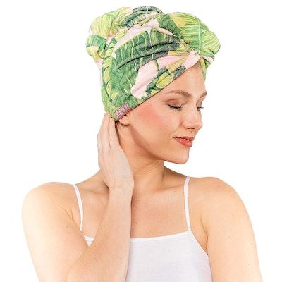 Kitsch Microfiber Hair Towel Wrap