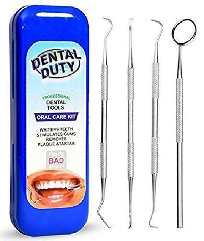 Dental Duty Professional Dental Hygiene Kit