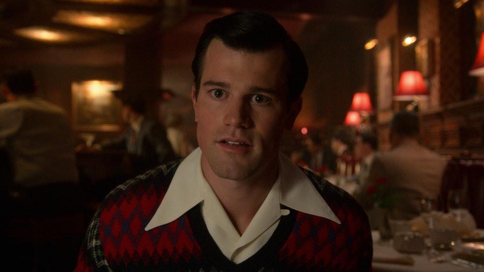 Jake Picking as Rock Hudson in 'Hollywood'