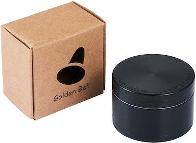 Golden Bell Spice Herb Grinder