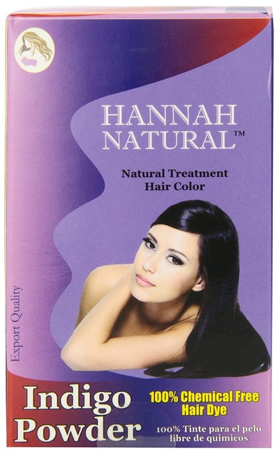 Hannah Natural 100% Pure Indigo Powder for Hair Dye