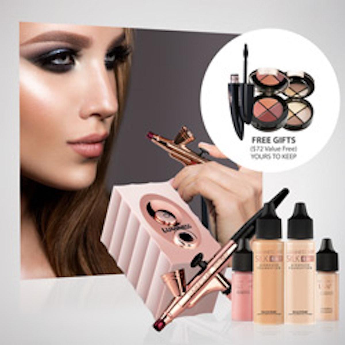 Diffe Airbrush Makeup Kits