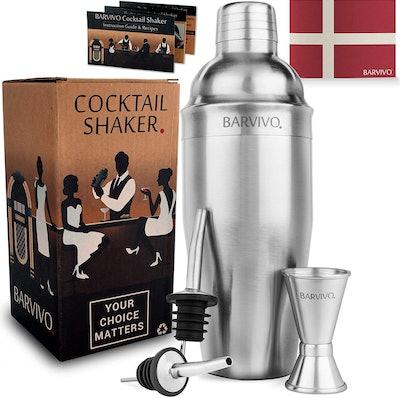 Barvivo Professional Cocktail Shaker Set