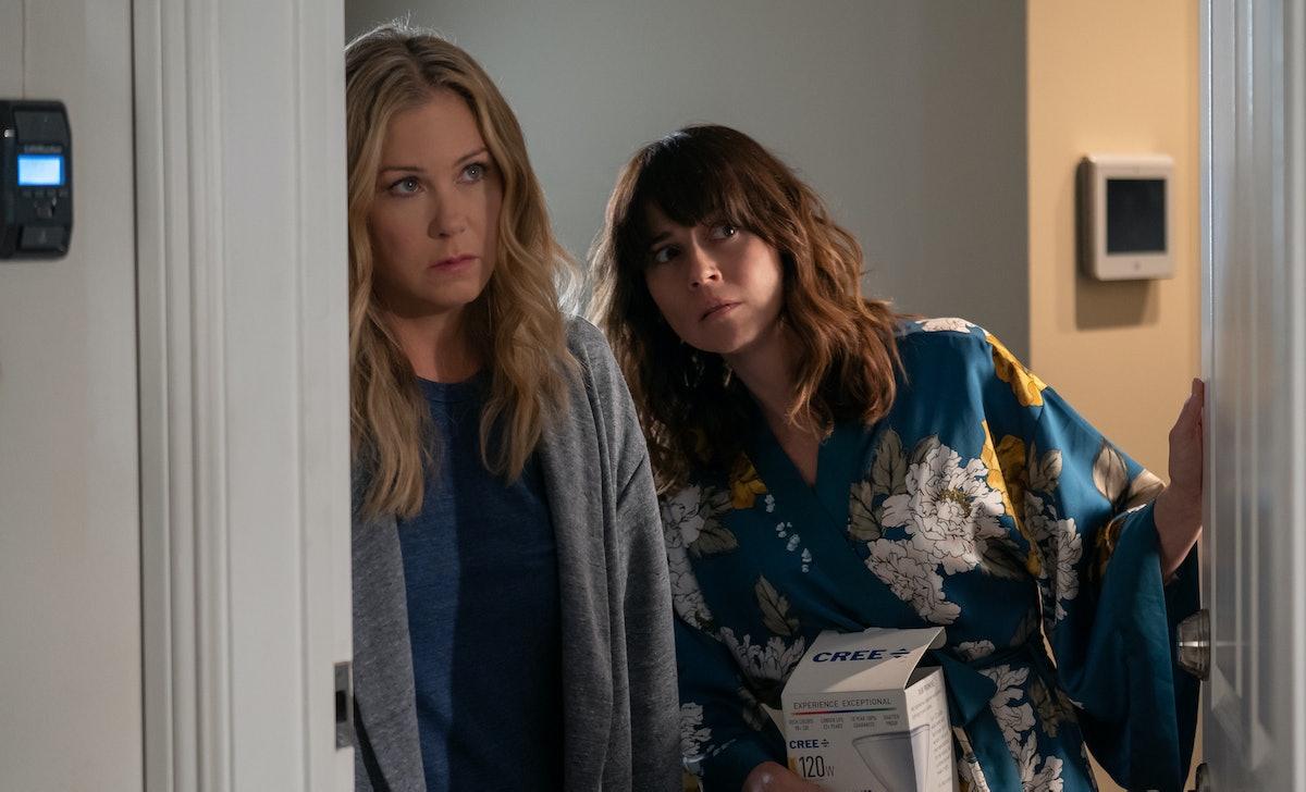 Jen is possibly dead in the 'Dead to Me' Season 2 finale.
