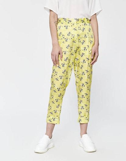 Narethe Silk Trouser