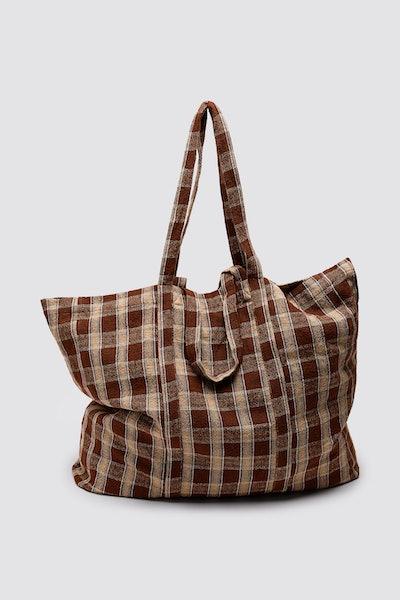 Zara Rustic Tote Bag