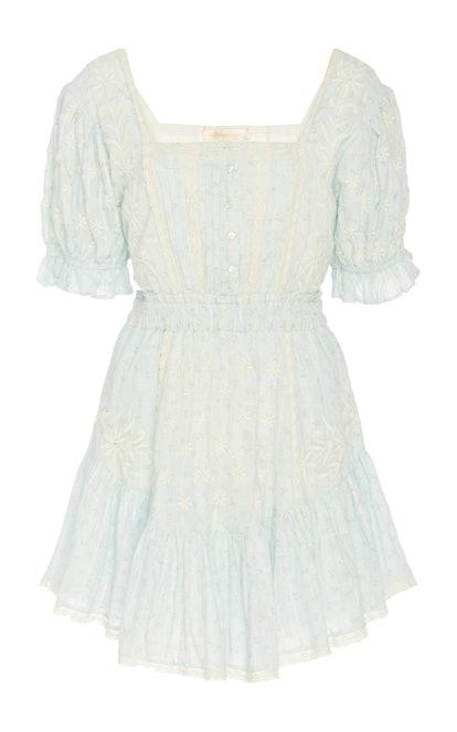 Tomasina Cotton Mini Dress