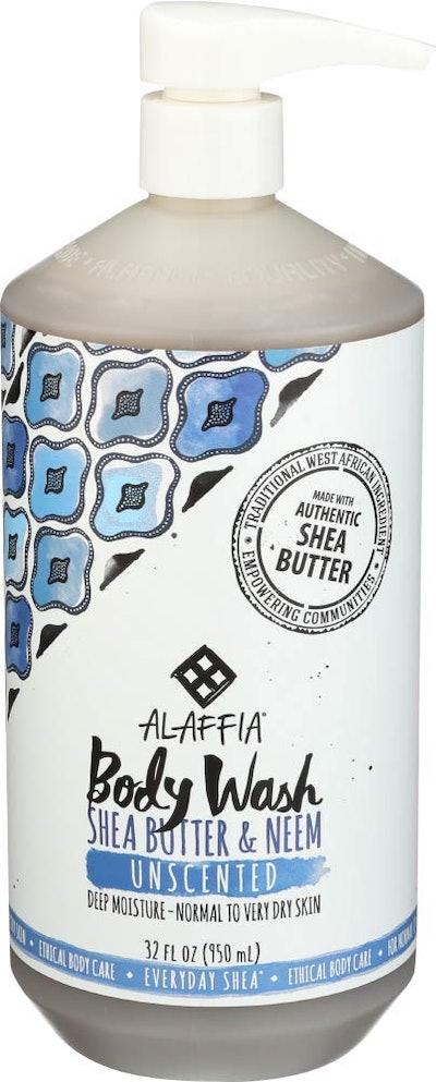 Alaffia Everyday Shea Body Wash