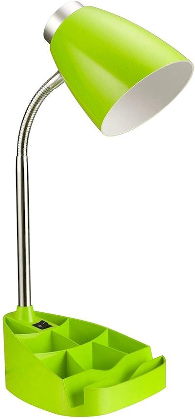 Limelights Organizer Desk Lamp
