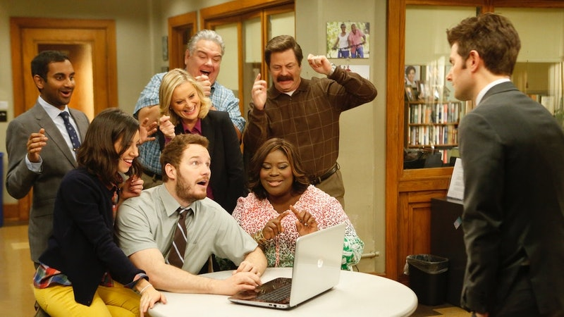 'Parks and Recreation' Special