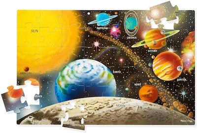 Melissa & Doug Solar System Floor Puzzle