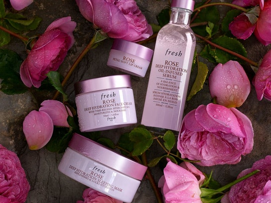Fresh's new Rose Petal-Soft Lip Cream joins the brand's Rose Collection