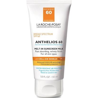 Anthelios 60 Face & Body Melt-In Sunscreen Milk SPF 60