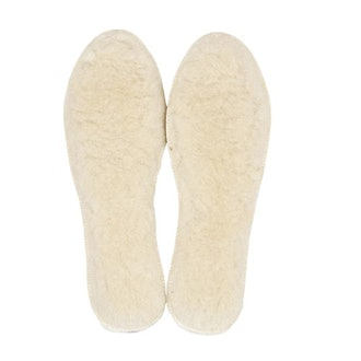 LAMBAA Unisex Sheep Wool Fleece Insoles