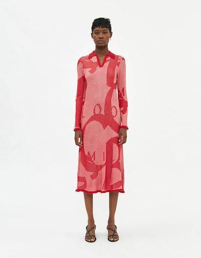 Raven Polo Dress