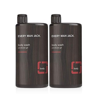 Every Man Jack Body Wash Twin Pack