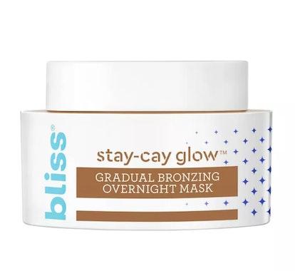 Stay-Cay Glow Gradual Bronzing Overnight Mask