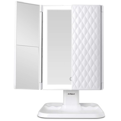 Air Expect Lighted Makeup Mirror