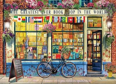 EuroGraphics Bookstore Puzzle