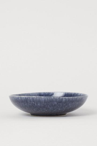 Deep Stoneware Plate