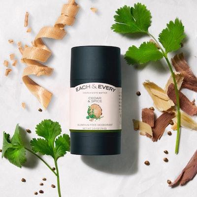 Cedar & Spice Deodorant