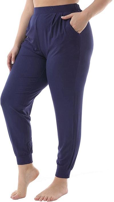 ZERDOCEAN Plus Size Casual Lounge Pants