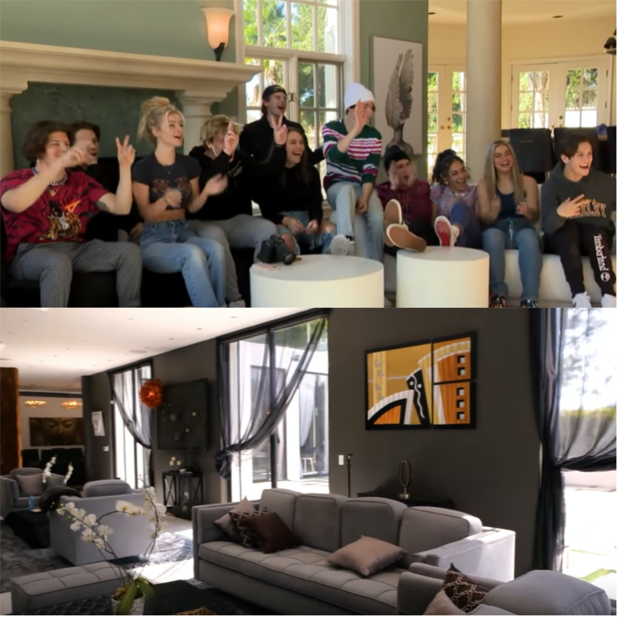 The Hype House Vs. The Clubhouse
