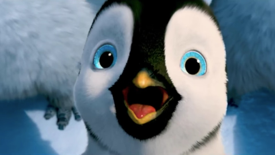 Parents can watch 'Happy Feet 2' with their kids for free on HBO.
