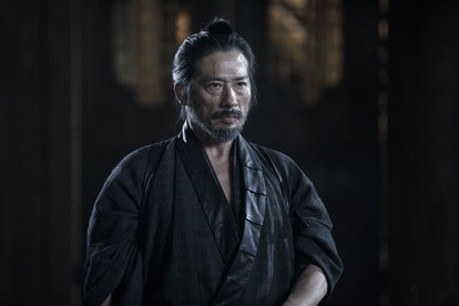 Dolores is inside Musashi's body on 'Westworld'