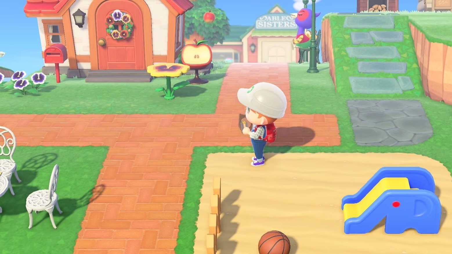 Animal Crossing New Horizons Designs 10 Qr Codes For Stone Paths And More