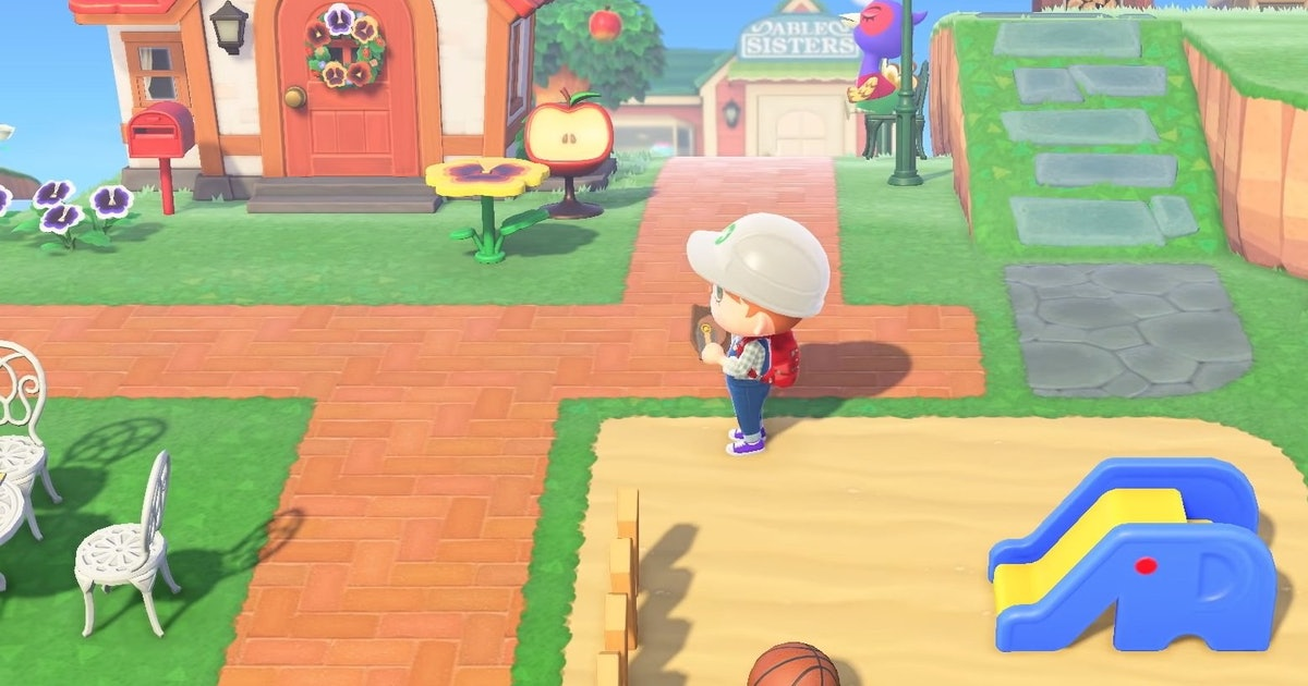 'Animal Crossing: New Horizons' Designs: 10 QR Codes For