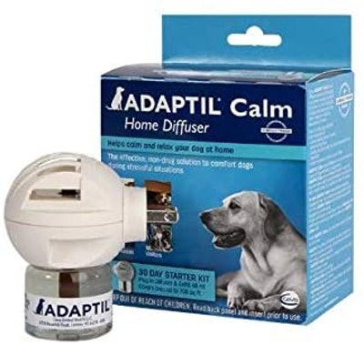 Adaptil 30-Day Diffuser Plug-in Starter Kit For Dogs