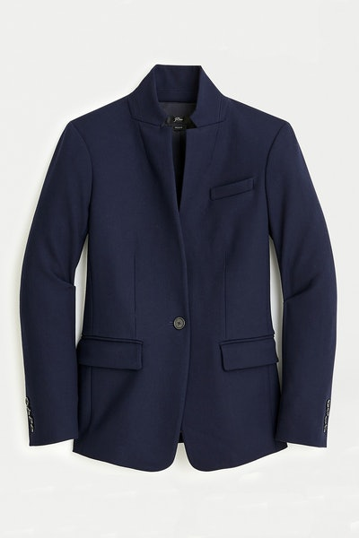 J Crew Regent Blazer in Four-Season Stretch