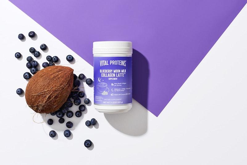 Vital Proteins' Moon Milk Latte boasts improved sleep and skin benefits.