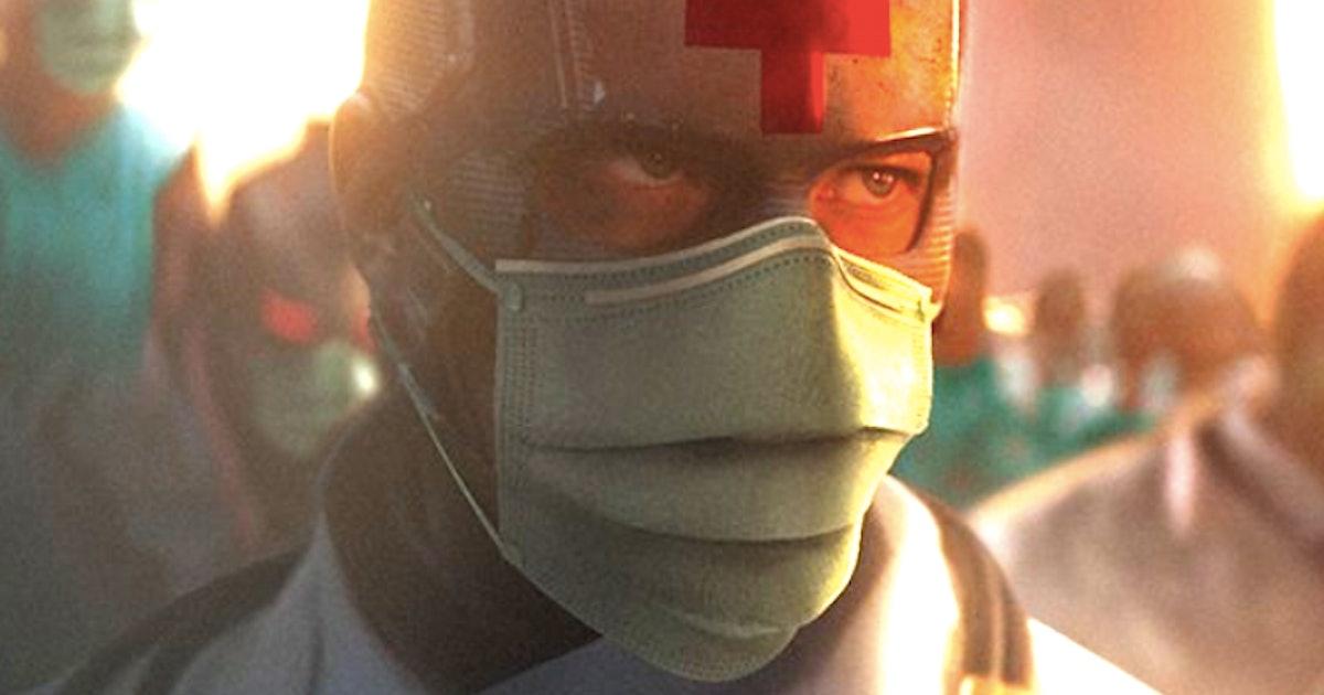 Inspiring art turns epic 'Avengers: Endgame' scene into coronavirus tribute