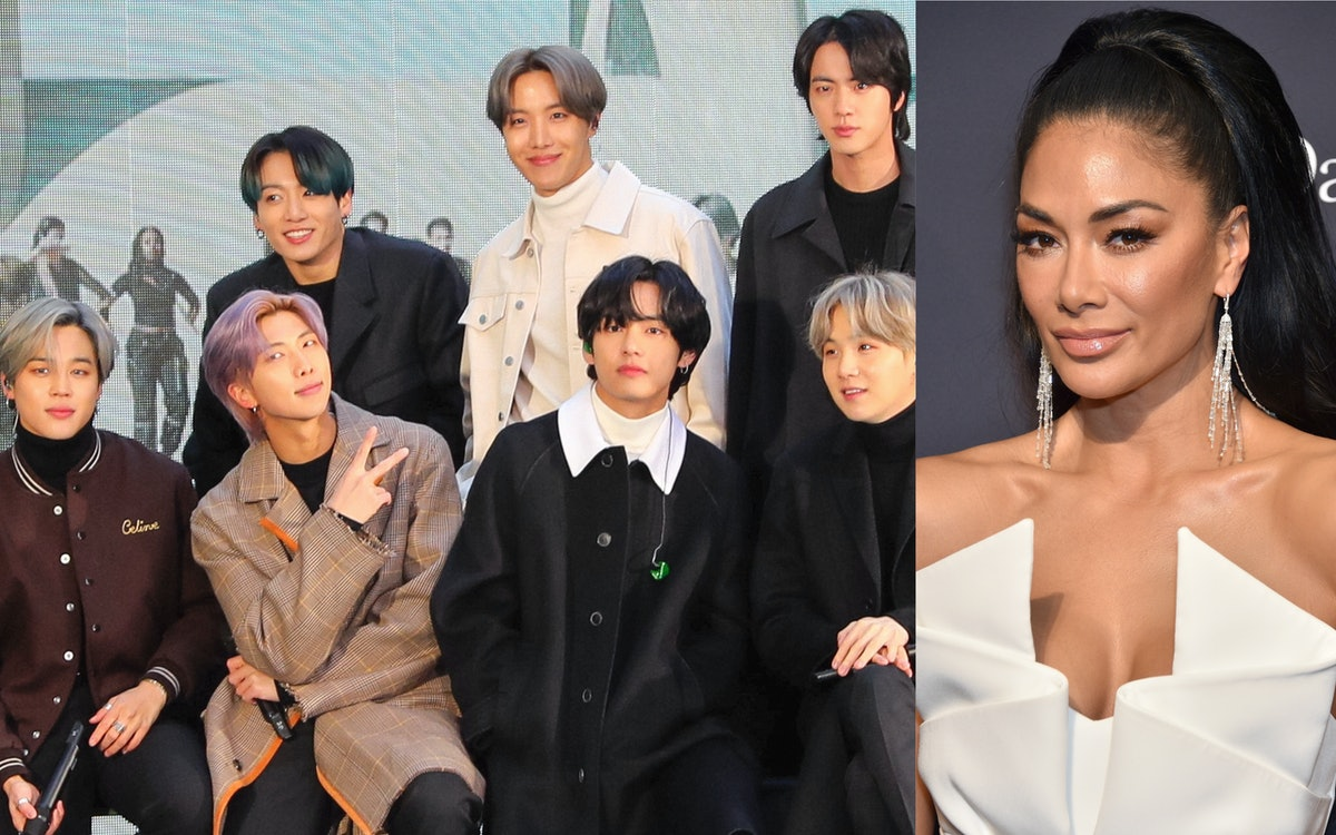 Will BTS' Jimin be on 'The Masked Singer'? Nicole Scherzinger wants him to guest star.