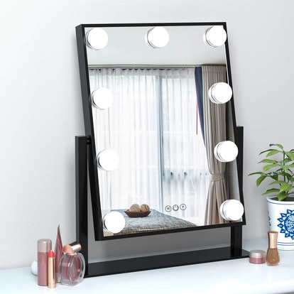 FENCHILIN Lighted Vanity Makeup Mirror