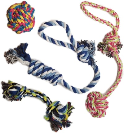 Otterly Pets Puppy Rope Toys (4 Pieces)