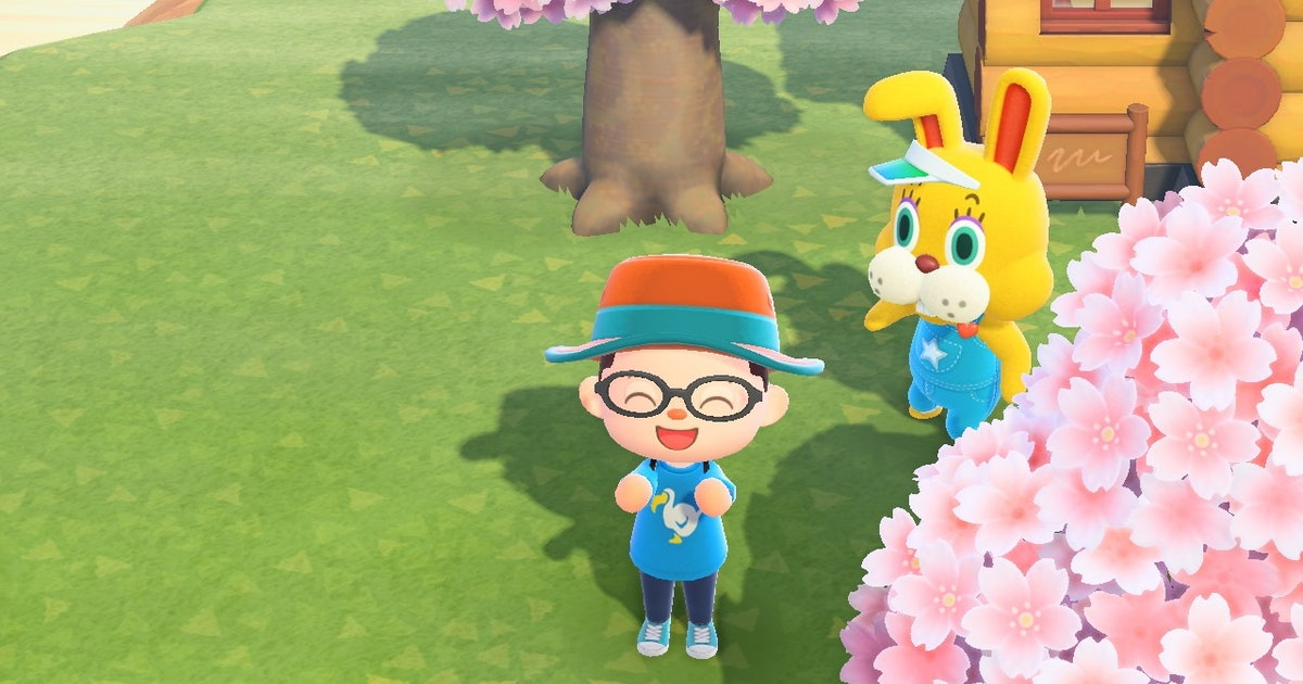 New 'Animal Crossing: New Horizons' update fixes Bunny Day's biggest problem