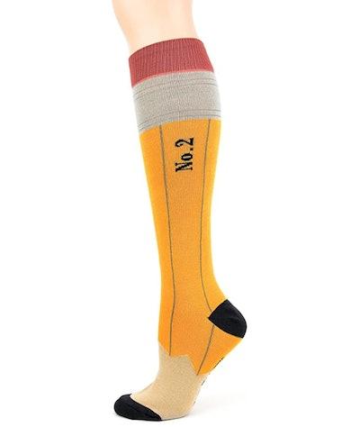 No. 2 Pencil Socks