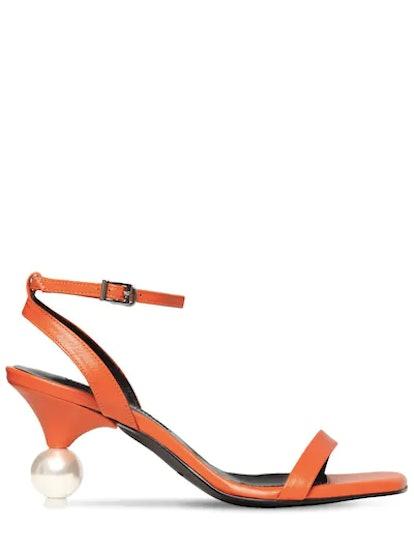 Yuul Yie 70mm Vivi Leather Sandals