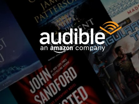 3-Month Audible Gift Subscription