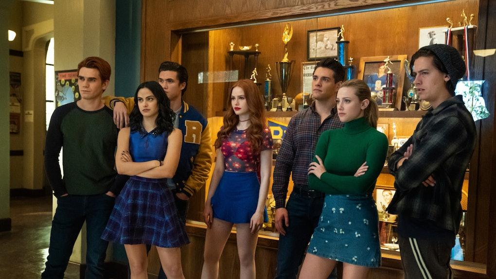 The 'Riverdale' kids in the Season 4 finale