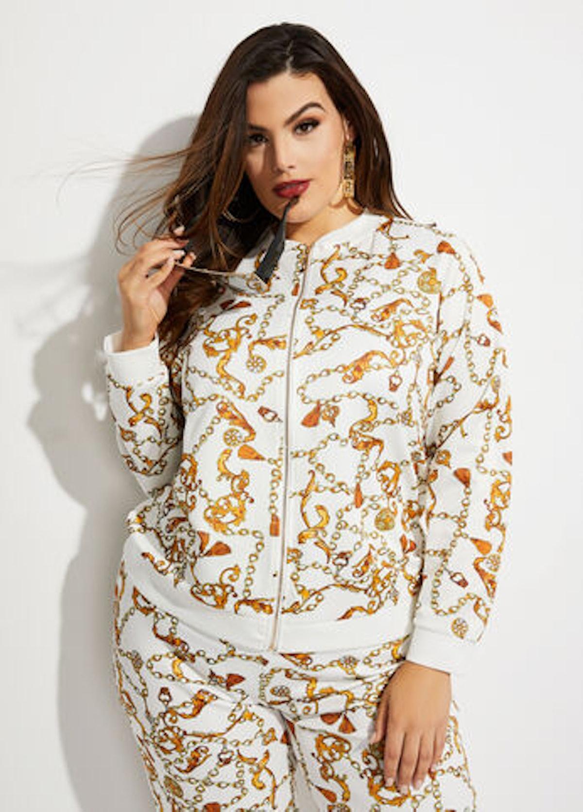 Ashley Stewart The Kourtney Jacket