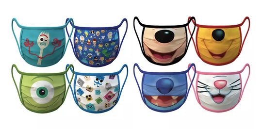 Disney's new cloth face masks will keep wearers protected from germs while keeping the Disney magic alive.
