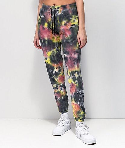 Sketchy Tank Eternal Lurking Class Tie Dye Sweatpants