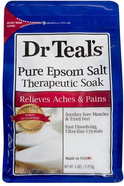 Dr. Teal's Pure Epsom Salt Therapeutic Soak
